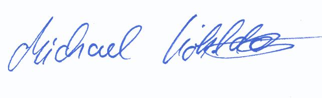 Unterschrift des Herrn Köhldorfner