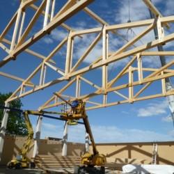 Hallenerweiterung 2012