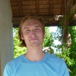 Hendrik - seit 09/2019 Auszubildender zum Zimmerer