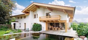 MeineHausBauApp - stellen Sie Ihr Holzhaus zusammen