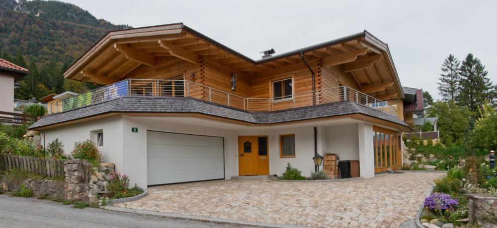 Holzblockbau