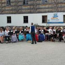 Ü-30-Bläser Musikverein Schnaitsee