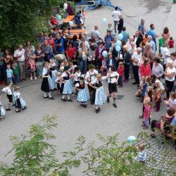 Kindergruppe Trachtenverein Schnaitsee