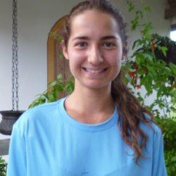 Christina - seit 2016 Verbundstudium zur Zimmerergesellin und Bachelor of Engineering Holzbau und Ausbau