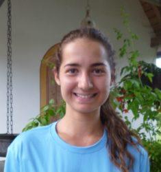 Christina - seit 2016 Ausbildung zur Zimmerergesellin und Bachelor of Engineering Holzbau und Ausbau