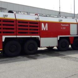 Flughafen Feuerwehrwache München