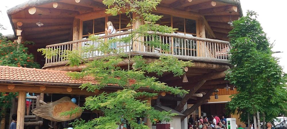 Familienerlebnistag - so begeistert Holzbau viele Besucher