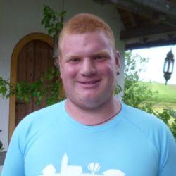 Johannes - seit 2017 Zimmererlehrling