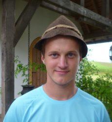 Florian - seit 09/2017 Auszubildender zum Zimmerer