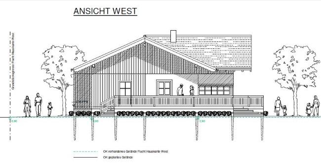 Eingabeplanung Kohldorfner Holzbau Gmbh