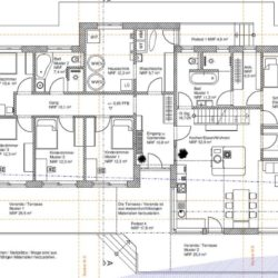 Köhldorfner Muster-Holzhaus Grundriss EG