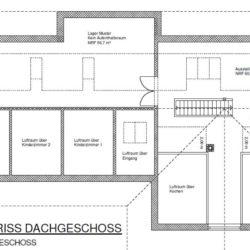 Köhldorfner Muster-Holzhaus Grundriss OG
