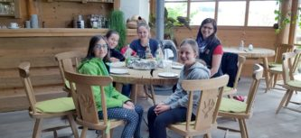 Girls' Day 2018 bei Köhldorfner Holzbau