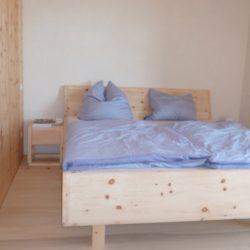 Köhldorfner Musterhaus Schlafzimmer