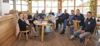 Erneut Erfa-Gruppe der 81fünf AG zu Besuch