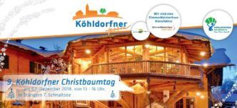 9. Köhldorfner Christbaumtag