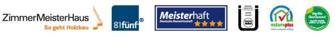Köhldorfner Holzbau geprüfte Qualität Mitgliedschaften Logos