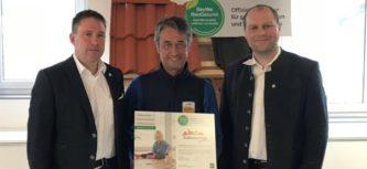 Köhldorfner Holzbau nun BauGesund-Partner der BayWa Baustoffe
