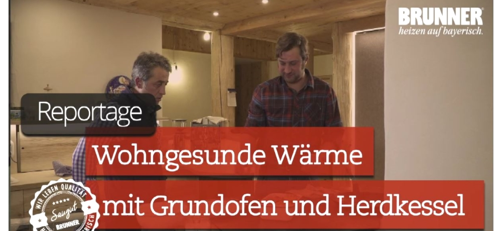 Reportage: Köhldorfner Musterhaus und dessen Ofenanlage
