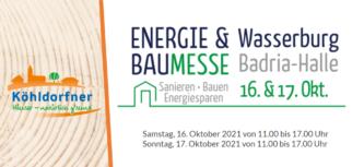 Köhldorfner auf der Energie- & Baumesse Wasserburg
