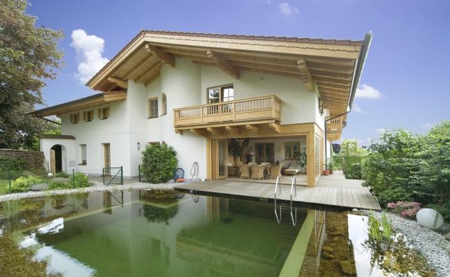 massivholzhaus schnaitsee scherer. Black Bedroom Furniture Sets. Home Design Ideas